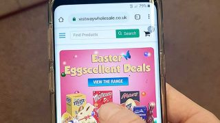 Easter deals at Bestway