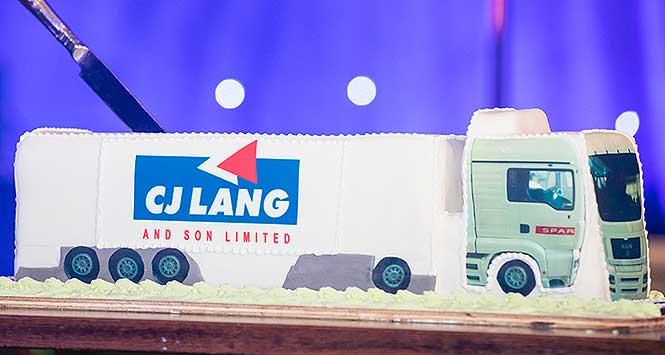 CJ Lang cake