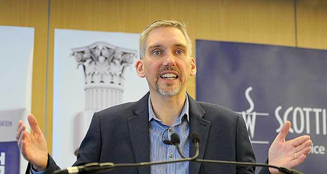 SWA Chief Executive Colin Smith