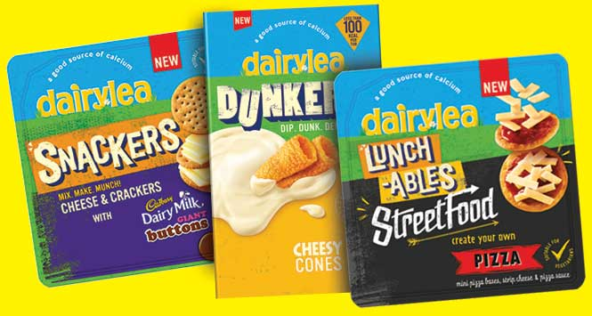 Dairylea Snackers