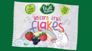 Unicorn Fruit Flakes