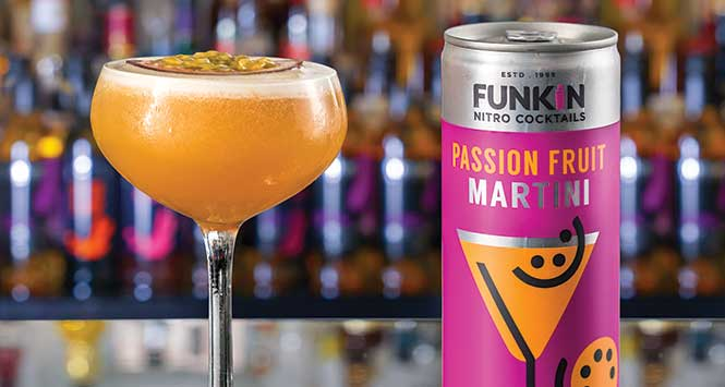 Funkin nitro cocktail