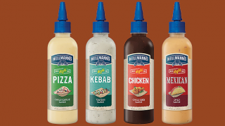 Hellmann's deli sauces