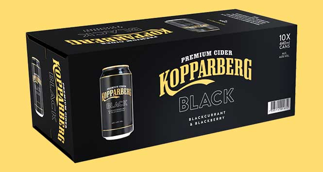 Kopparberg Black