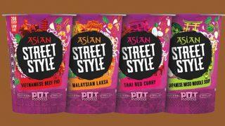 Asian Street Style range