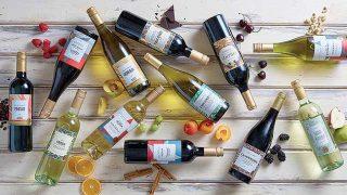 Spar brand wines