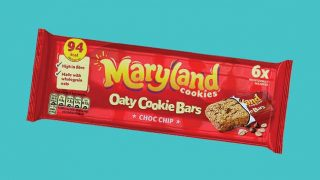 Maryland Oaty Cookie Bars