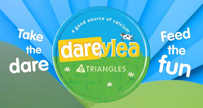 Dareylea cheese triangles