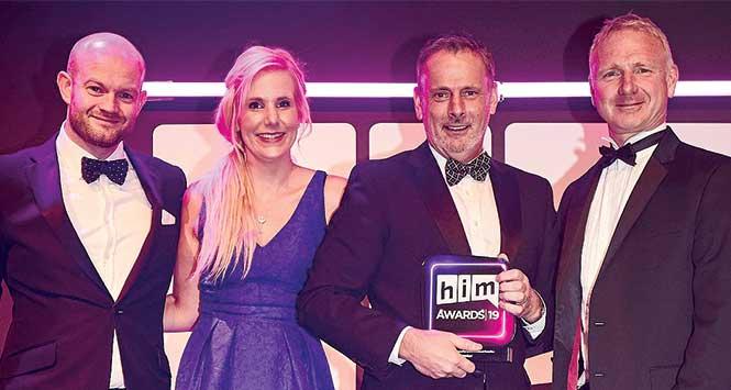 Premier winning HIM award