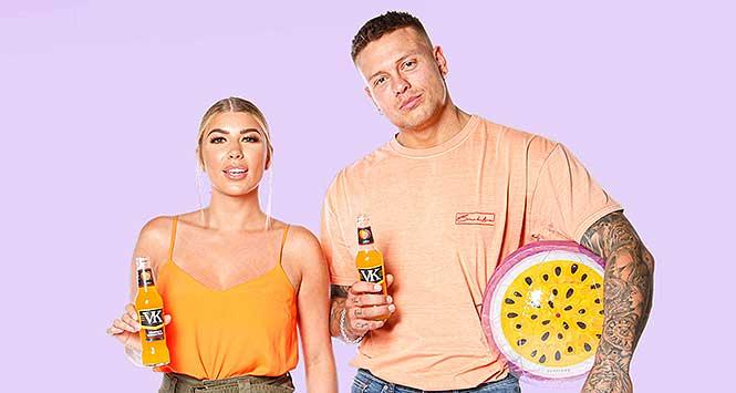 VK Sorts Your Summer stars Alex and Olivia Bowen