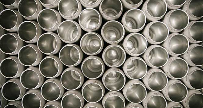 Aluminium cans: sustainable drinks packaging