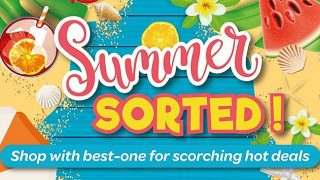 Summer Sorted with Best-one