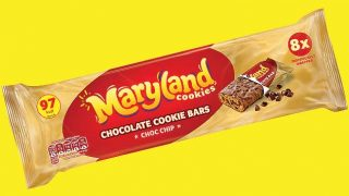 Maryland Chocolate Cookie Bars