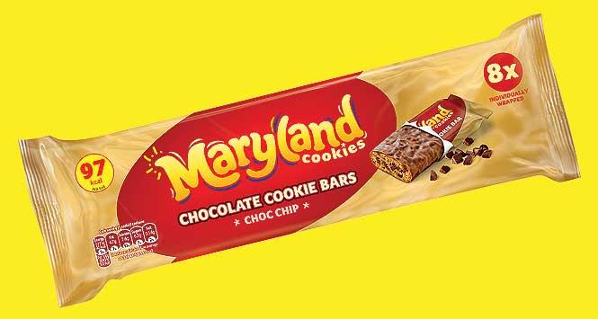 Maryland Chocolate Cookie Bars
