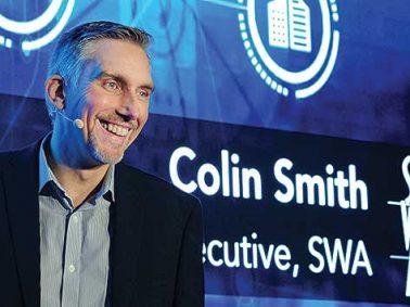 Colin Smith, Scottish Wholesale Association Chief Executive