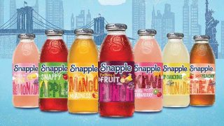 Snapple range