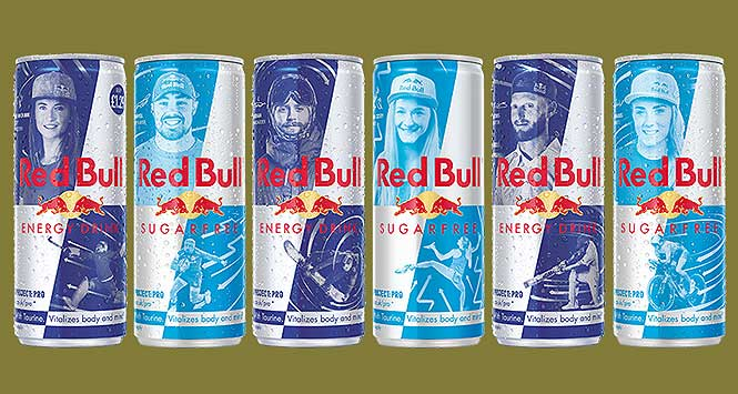 Red Bull Project Pro cans