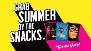 Grab summer by the snacks