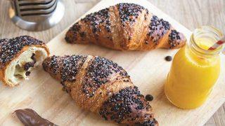 Aryzta chocolate croissant