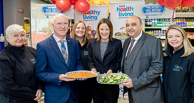 SGF Healthy Living Programme