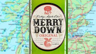 Merrydown Cider