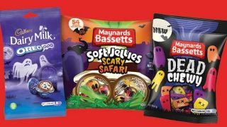 Halloween treats from Mondelez