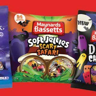 Halloween treats from Mondelez