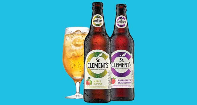 St Clement's range