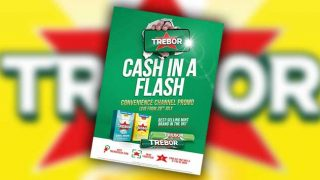 Trebor's Cash in a Flash promo
