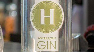 asparagus gin