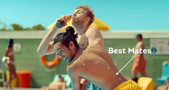 Lipton Ice Tea ad