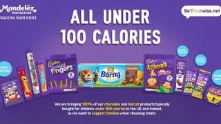 All under 100 calories products