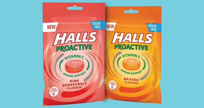 Halls Proactive