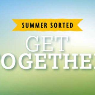 Nisa's 'Summer sorted' activity