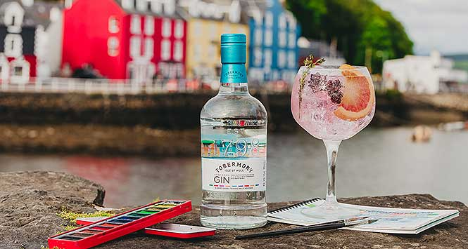 Tobermory gin