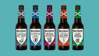 Belhaven beers