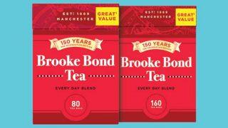 Brooke Bond tea