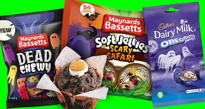Halloween confectionery