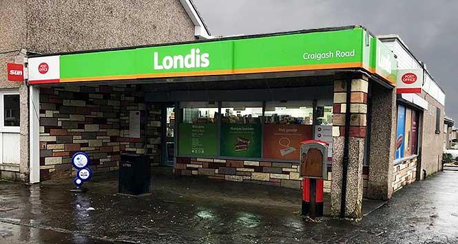 Londis Craigash Road