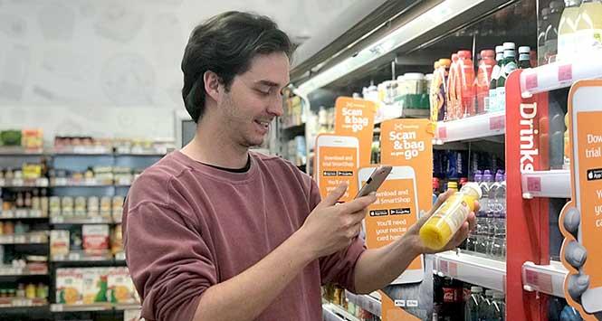 Using Sainsbury's SmartShop app