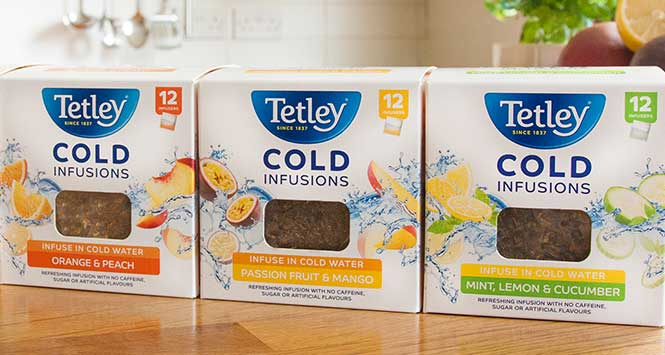 Tetely cold infusions