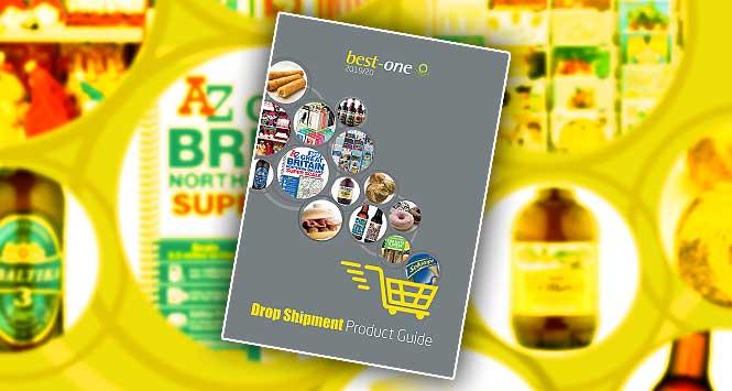 Best One drop shipment brochure