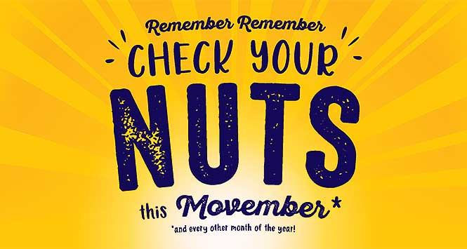 Check your nuts