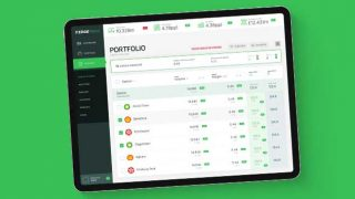 EdgePetrol dashboard
