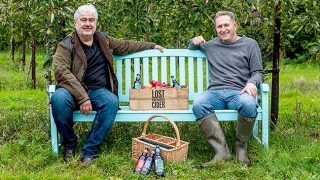 Lost Orchard founders Angus Morrison and Andrew Husband