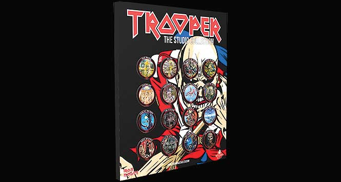 Trooper bottlecaps