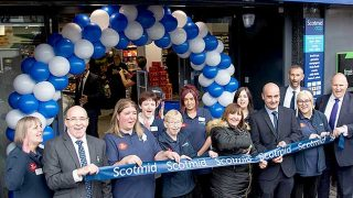 Scotmid Inverkeithing reopens
