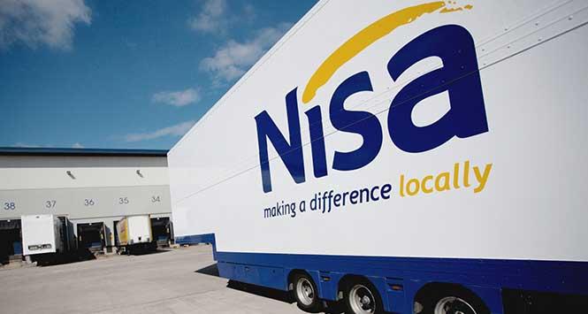 Nisa lorry