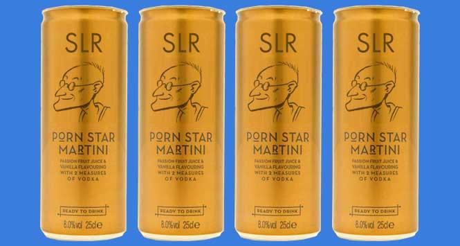 UTC-branded porn star martini