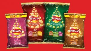 Walkers Christmas range